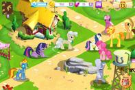 Gameloft ponies