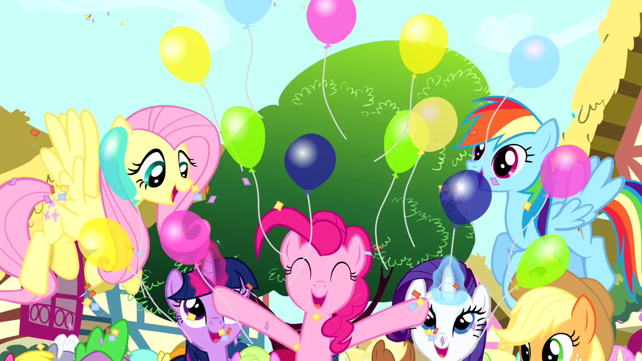 Pinkie The Party Planner My Little Pony Friendship Is Magic Wiki