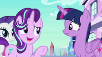 "Starlight ""don't be ridiculous!"" S6E1"