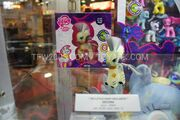 Zecora toy and packaging SDCC 2012