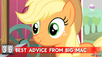 "Hot Minute with Applejack ""your eye, that is"""
