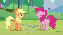 "Pinkie ""I just told you that she's the biggest pony pop star in Equestria!"" S5E24"