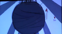 Princess Luna completely covered in darkness S4E1