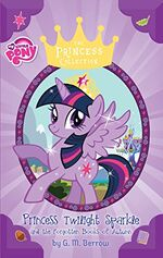 Princess Twilight Sparkle and the Forgotten Books of Autumn book cover