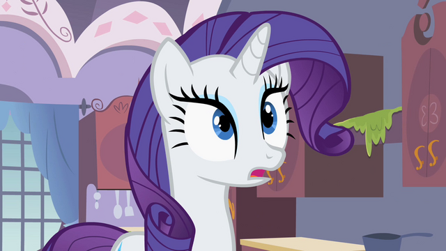 "File:Rarity ""Is that this week"" S2E05.png"