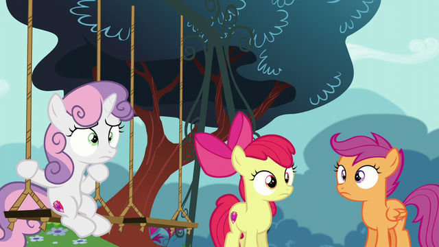 File:The Cutie Mark Crusaders hear Bulk Biceps S6E4.png