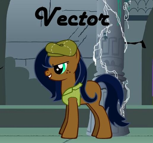 File:FANMADE Vector pony.jpg