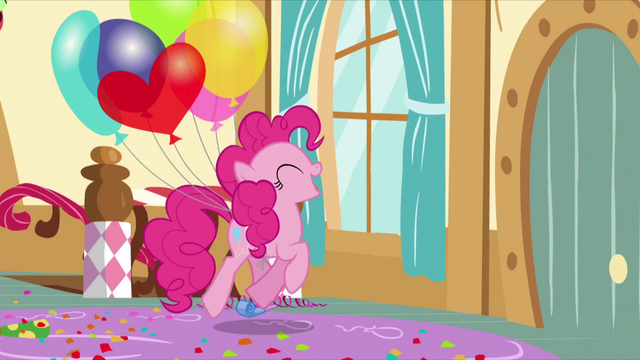 File:Pinkie trots toward the door S5E3.png