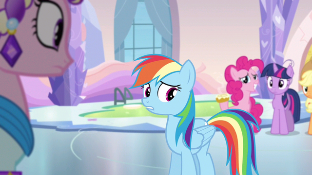 File:Rainbow Dash telling story S3E12.png