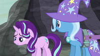 Starlight Glimmer feeling ashamed of herself S6E25