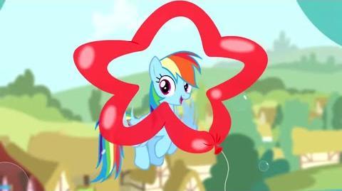 Arabic My Little Pony The Goof Off HD
