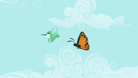 Hummingbird and butterfly S2E07