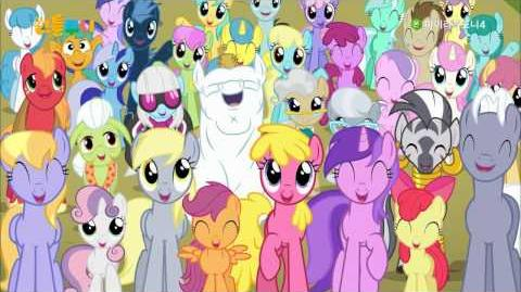Let the Rainbow Remind You (Korean) - MLP Friendship is Magic