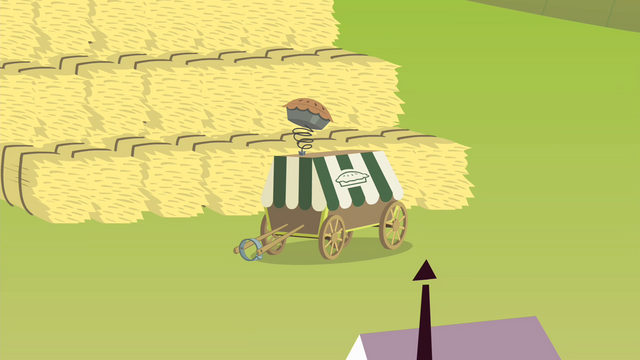 File:Pie cart in front of hay bales S4E17.png