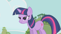Twilight satisfied S1E11