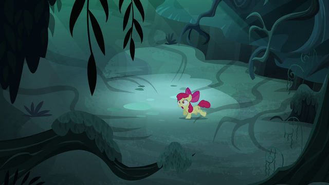 File:Apple Bloom calls out for her friends S5E4.png