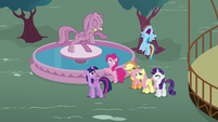 Rainbow Dash groaning loudly S5E19