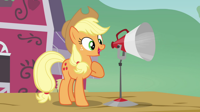File:Applejack 'My name's Applejack' S3E08.png