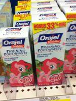 Pinkie Pie toothpaste