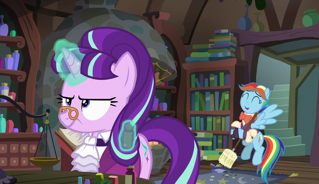 "File:Snowdash ""it's awesome!"" S6E8.png"