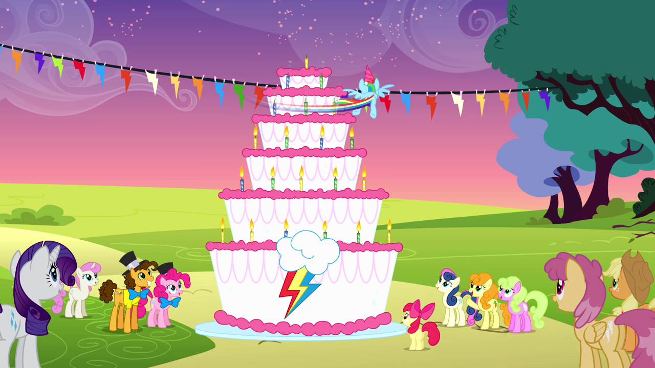 Make A Wish My Little Pony Friendship Is Magic Wiki