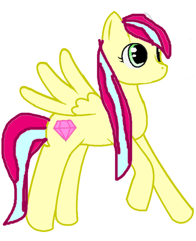File:FANMADE Kool as a pony.png
