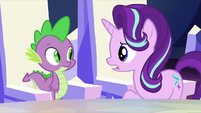"Starlight ""protect it from what?"" S6E1"