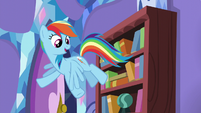 """Rainbow """"being the one who's getting the surprise!"""" S5E19"""