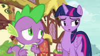 Twilight unsure S5E3