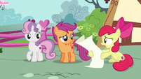 """Apple Bloom """"how we gonna do this?"""" S6E19"""