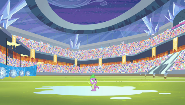 File:Crowd cheering for Spike's heroism S4E24.png