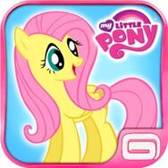 MLP Mobile Game Fluttershy icon