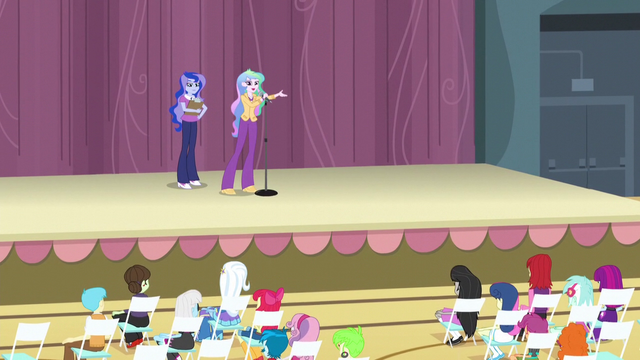 File:Principal Celestia addressing the students EG3.png