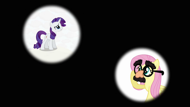 "File:Rarity and Fluttershy ""it's got to be"" S03E13.png"