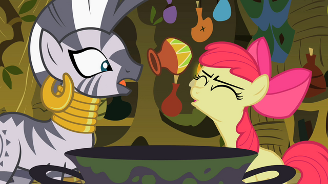 File:Zecora AB Adding Something To Potion S2E6.png