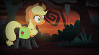 Applejack notices S4E17