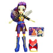 Friendship Games Sporty Style Indigo Zap doll