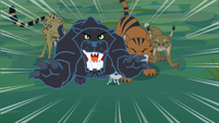 Panther pounces on Daring Do S4E04