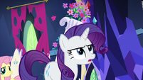 "Rarity ""the room still looks a little bit cluttered"" S5E3"