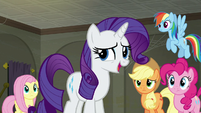"Rarity ""this all sounds splendid"" S6E9"