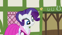Rarity 'Perhaps not my finest' S3E3
