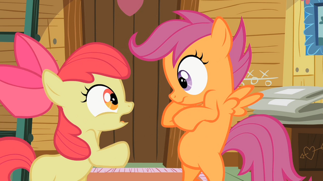 File:Apple Bloom freaking out! S2E12.png