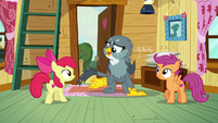 """Gabby """"helping Zecora with potions"""" S6E19"""
