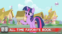 "Hot Minute with Twilight Sparkle ""I like them all so much"""