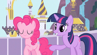 Twilight move party here S2E9