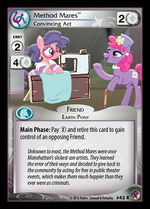 Method Mares, Convincing Act card MLP CCG