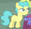 Rainy Feather Earth pony ID S4E13