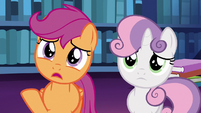"""Scootaloo """"gotta be something we can do"""" S6E19"""