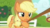 """Applejack """"what? of course!"""" S6E10"""