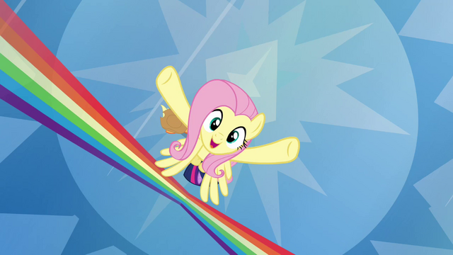 File:Fluttershy overhead shot S03E12.png